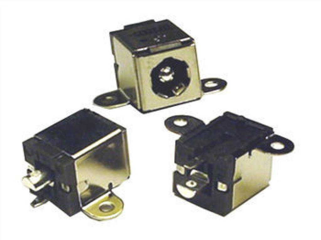 CONECTOR INTERNO ALIMENTACION NOTEBOOK 2.5mm PJ053