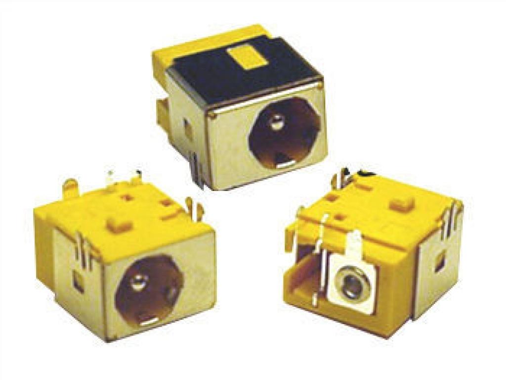 CONECTOR INTERNO ALIMENTACION NOTEBOOK 1.65mm PJ056