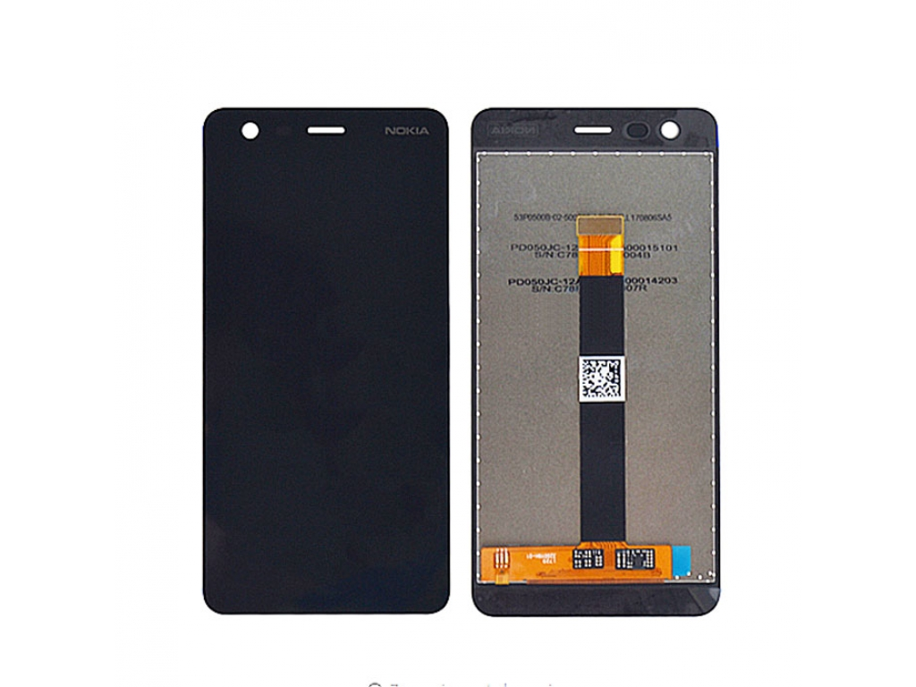 PANTALLA LCD DISPLAY CON TOUCH NOKIA 2 ANDROID