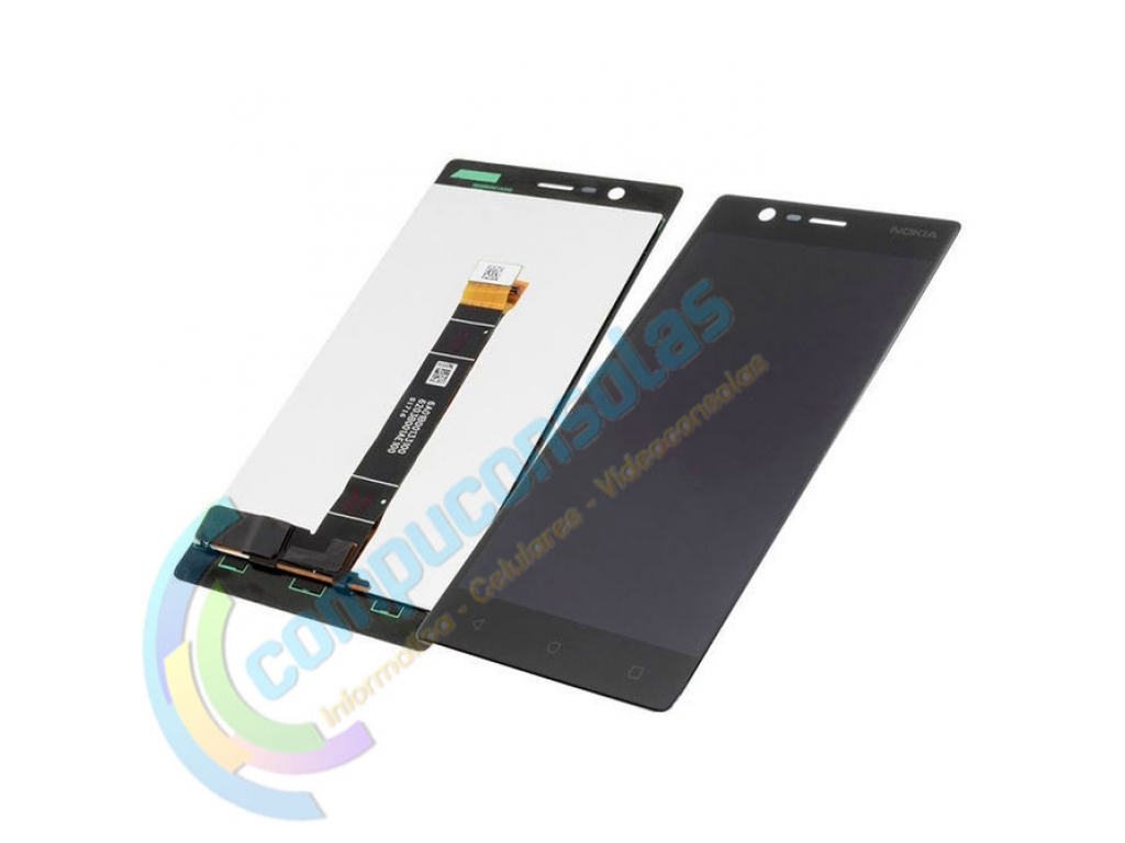 PANTALLA LCD DISPLAY CON TOUCH NOKIA 3 ANDROID