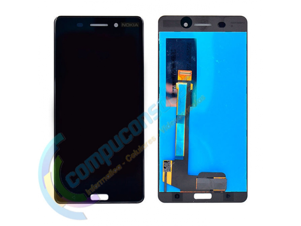 PANTALLA LCD DISPLAY CON TOUCH NOKIA 6 ANDROID V1