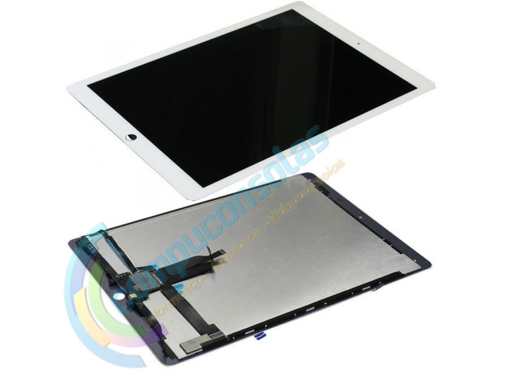 PANTALLA LCD DISPLAY CON TOUCH IPAD PRO 12.9{%34} A1584 A1652 BLANCA