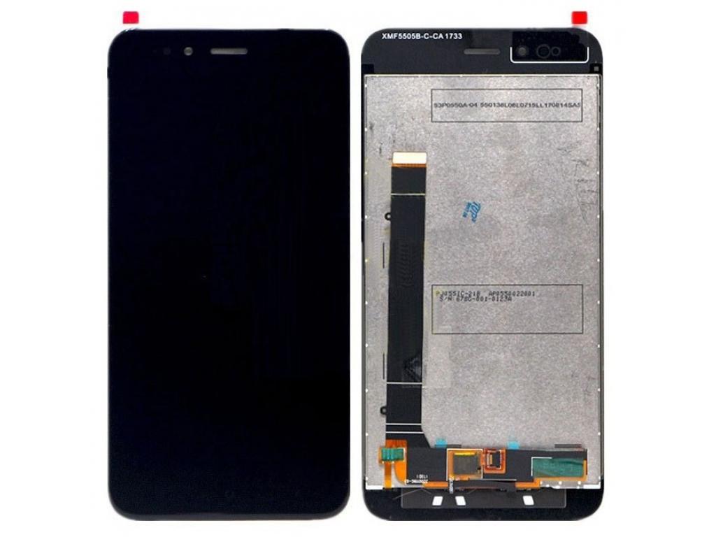 PANTALLA LCD DISPLAY CON TOUCH XIAOMI Mi A1 NEGRA