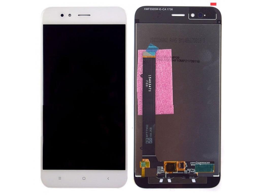 PANTALLA LCD DISPLAY CON TOUCH XIAOMI Mi A1 BLANCA