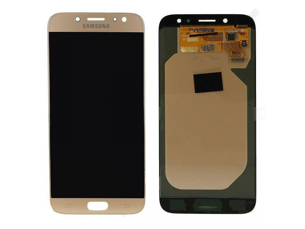 PANTALLA LCD DISPLAY CON TOUCH SAMSUNG GALAXY J7 PRO J730 DORADA