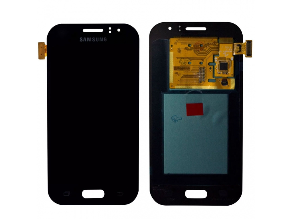 PANTALLA LCD DISPLAY CON TOUCH SAMSUNG GALAXY J1 ACE J111 NEGRA