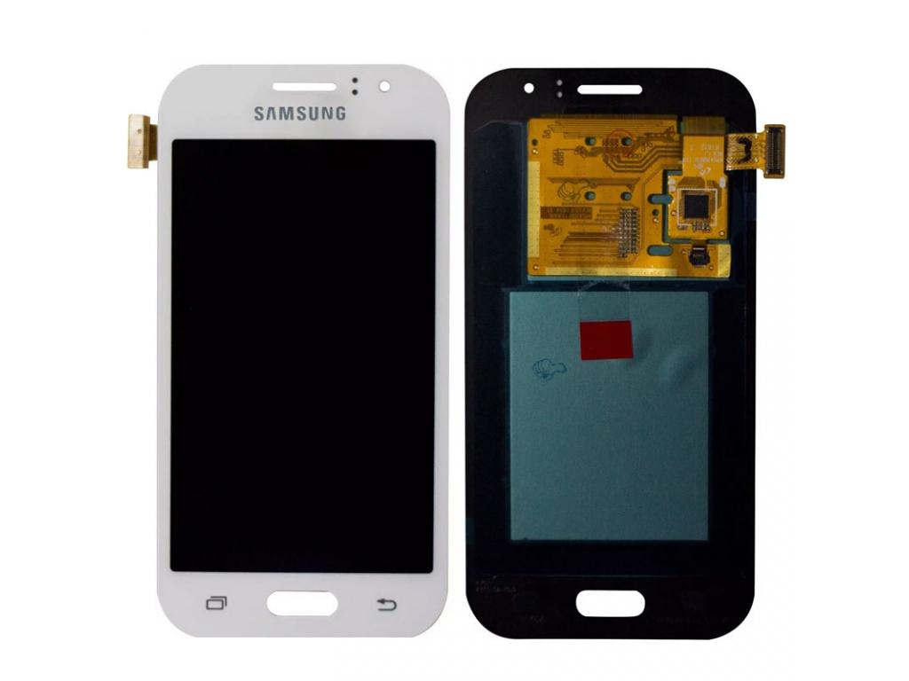 PANTALLA LCD DISPLAY CON TOUCH SAMSUNG GALAXY J1 ACE J111 BLANCA