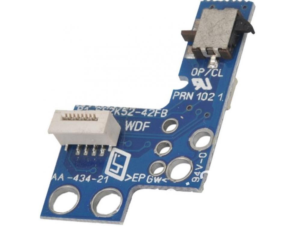 PLACA ENCENDIDO POWER ON OFF PLAYSTATION 2 SCPH-9000X V17-V19