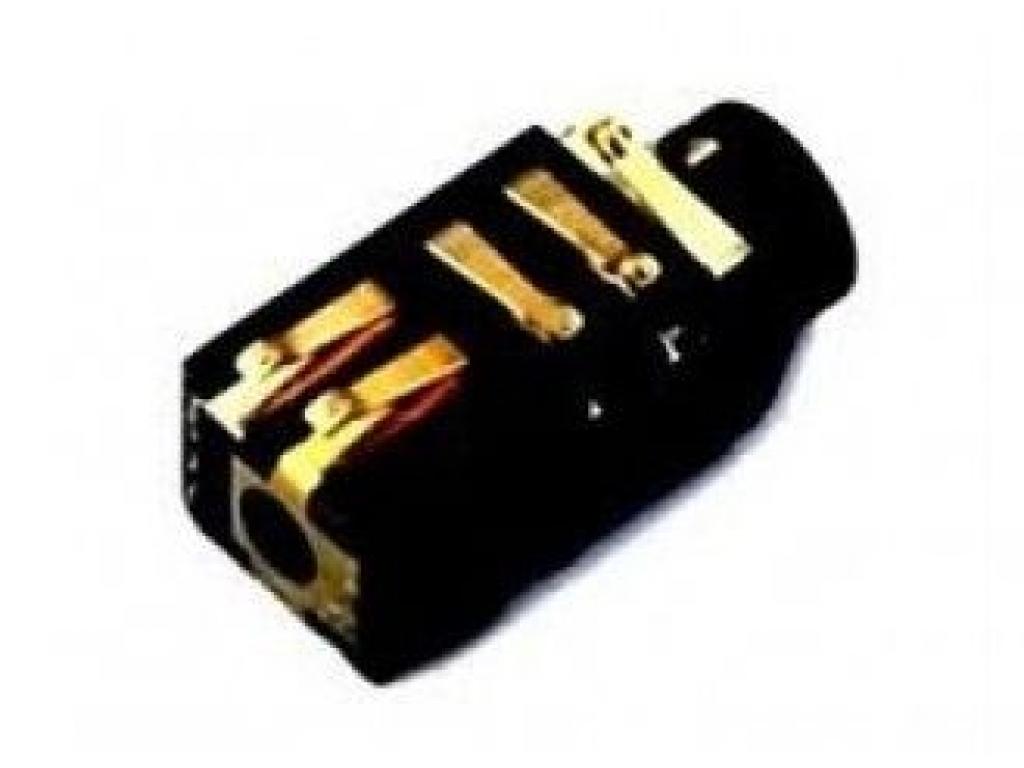 CONECTOR JACK AURICULARES BLACKBERRY 8520