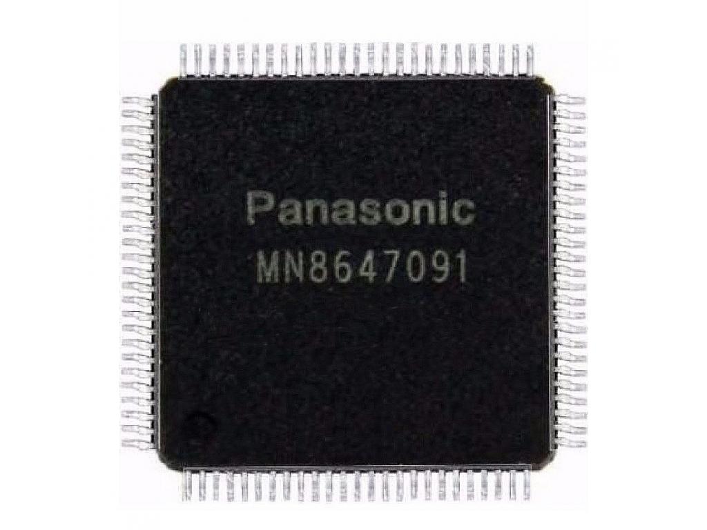 CONTROLADOR IC CHIP HDMI PS3 SLIM Y SUPER SLIM VERSION MN8647091 PANASONIC