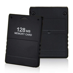 MEMORY CARD 128MB PLAYSTATION 2