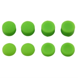 THUMBSTICK FPS GRIP ANALOGO JOYSTICK PS4 XBOX ONE SET 8 UNIDADES VERDE